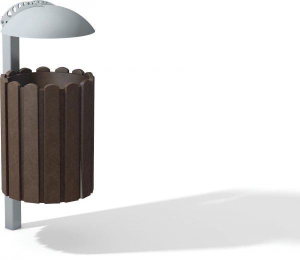 Kunststoff-Abfallbehälter Scori