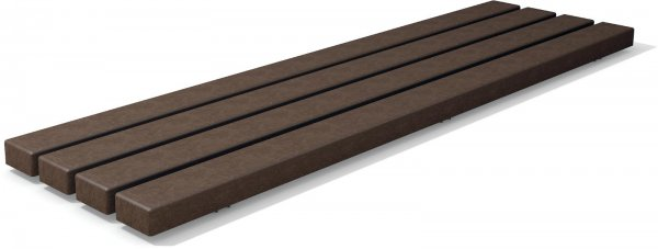 Bankbohlenelement Premium Stärke 6,7 cm