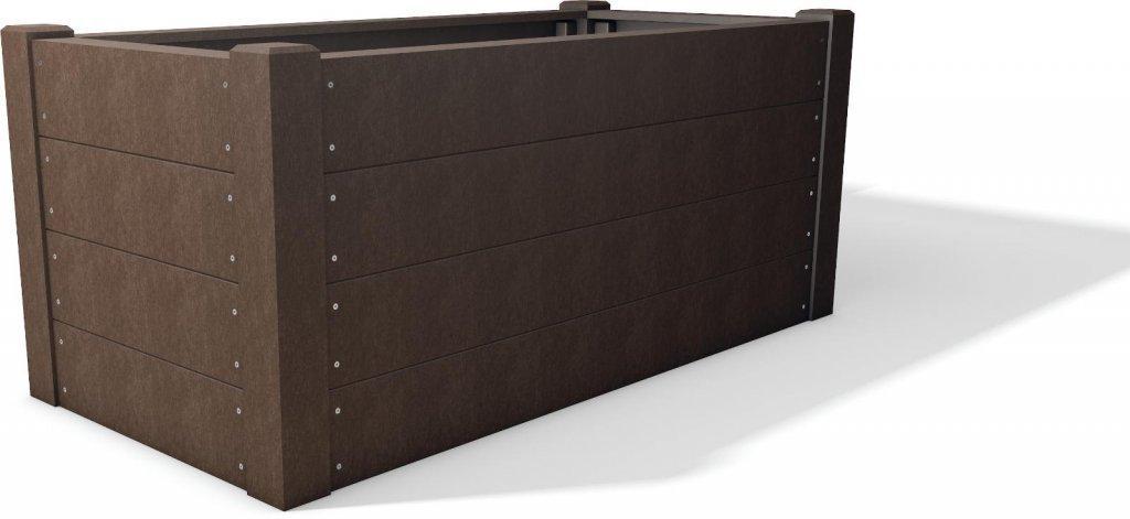 kunststoff hochbeet terra unsere kunststoff hochbeete erleichtern. Black Bedroom Furniture Sets. Home Design Ideas