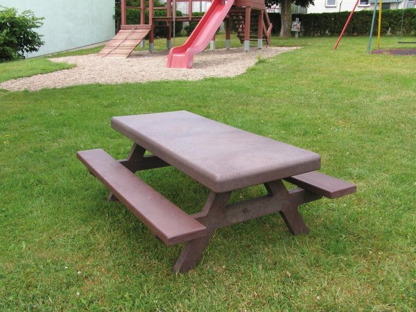 Kunststoff-Kindersitzgruppe Forio ehemals Amrum ohne Lehne