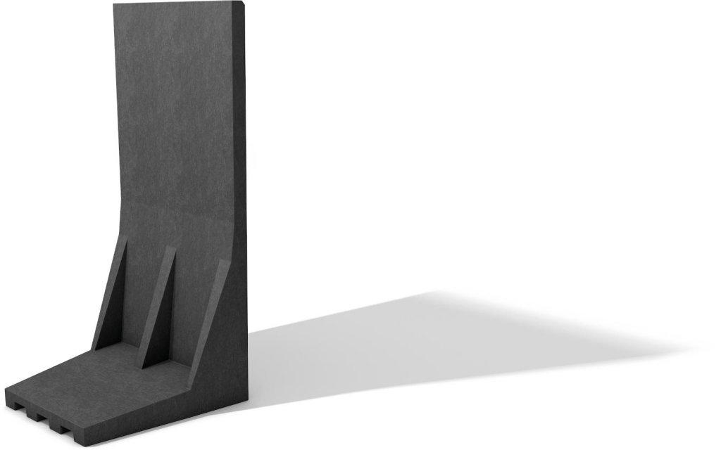 L Stein Kunststoff L Steine Fur Grundstucksgrenzen Boschungen
