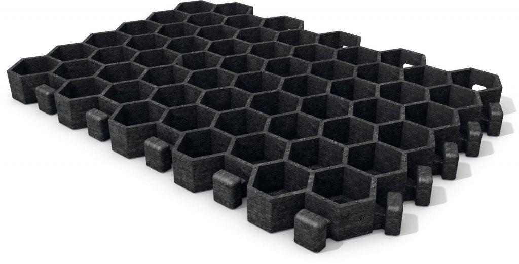 paddockplatte mit der paddockplatte l sst sich der untergrund befestigen. Black Bedroom Furniture Sets. Home Design Ideas