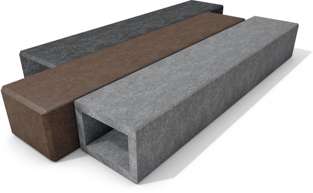 rechteckpalisaden mit fase die palisaden sind die erste wahl bei. Black Bedroom Furniture Sets. Home Design Ideas