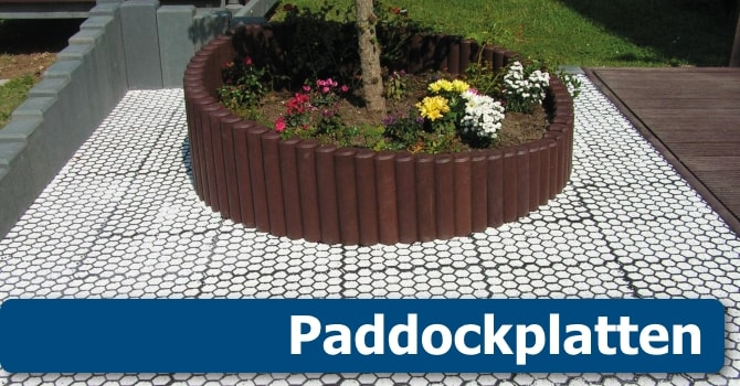 Recycling Kunststoff Paddockplatten